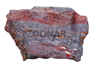 brown iron ore mineral