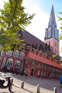 Sankt Jacobi Kirche Hamburg