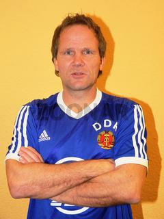 deutscher Fussballer Stefan Minkwitz