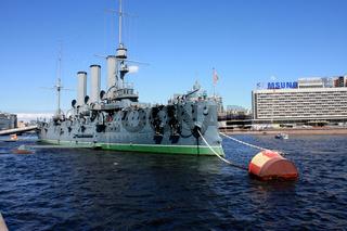 Panzerkreuzer Aurora Sankt Petersburg