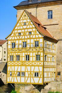 Bamberg Rathaus - Bamberg townhall 05