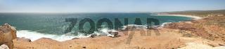 Panorama Indischer Ozean