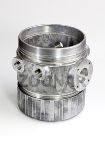 Aluminium workpiece