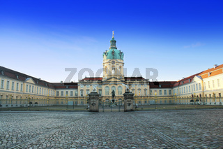 beautiful Castle Charlottenburg