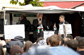 Rally against anti-Islam film