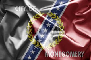 Flag of Montgomery, Alabama