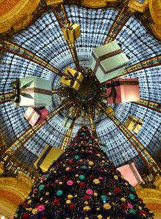 Paris - France Galeries Lafayette