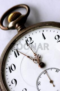 Zeit vergeht