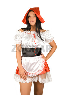 Sexy Little Red Riding Hood