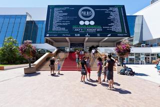 Der Filmpalast  Cannes