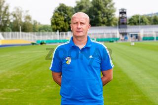 Co-Trainer Thomas Hoßmang