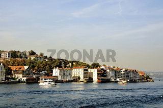 Schifffahrt auf dem Bosporus