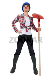 An authoritative labourer