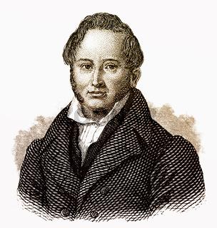 Adam Gottlob Oehlenschläger, 1779 - 1850, a Danish poet and play