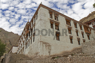 Das Kloster Hemis in Ladakh, Indien