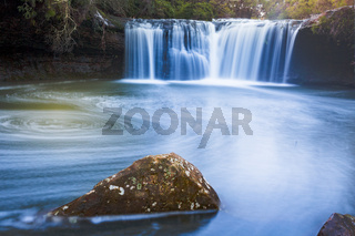 Nellies Glen waterfall in Southern Highlands