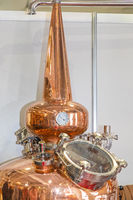 Distillery Copper Still
