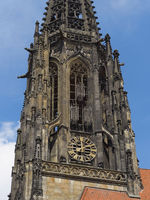 Münster - St Lambert's Church (St. Lamberti-Kirche), Germany