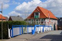 Bridge in Estebrügge