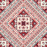Romanian traditional pattern 13