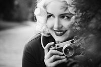 old style photographer