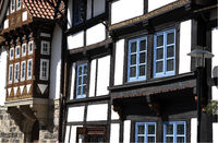 Half-timbered works in Lower Saxony