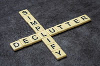 simplify and declutter crossword