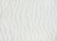 waves of white sand background