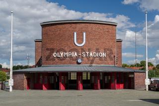 U-Bahnhof Olympia-Stadion