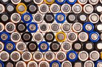Multiple AA batteries