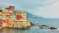 Boccadasse in Genoa