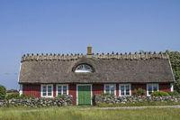 Swedish wooden house in Halland