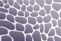 Abstract grey stone pattern, pebbles background texture, vector illustration.