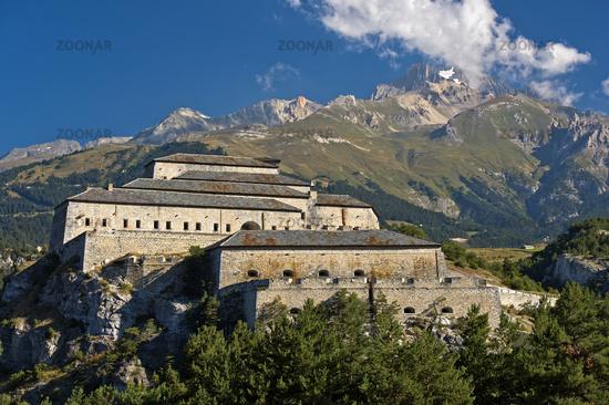 Fort Victor-Emmanuel, Aussois, Rhône-Alpes, France