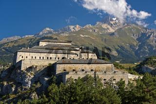 Festung Victor-Emmanuel,Aussois,Rhône-Alpes,France