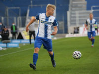 German footballer Andreas Müller 1.FC Magdeburg DFB 3rd league season 2020-21