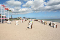 Seaside Resort of Dahme,baltic Sea,Schleswig-Holstein,Germany
