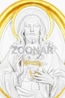 Jesus Dom St.Blasien Schwarzwald