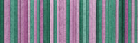 Purple and Green Vertical Stripes 3D Pattern Background