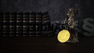 Legal regulation of the Bitcoin