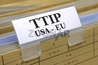 TTIP Freihandelsabkommen zwischen USA und EU