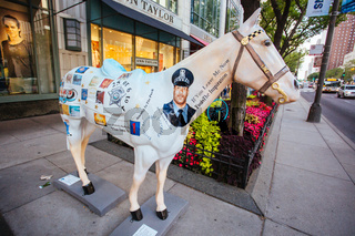 Horses of Honor in Chicago USA