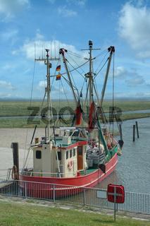 Suederhafen,Nordstrand,Nordfriesland,Nordsee,Schleswig-Holstein,Deutschland