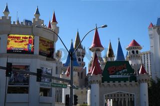 Las Vegas, The Excalibur Hotel