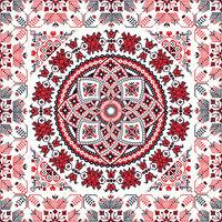 Romanian traditional pattern 102