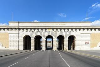 Hoftor zur Hofburg in Wien