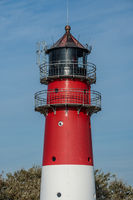 Buesum Lighthouse, Schleswig-Holstein, Germany