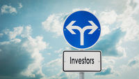 Street Sign to Investors