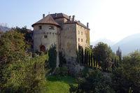 Castle Scenna - Northwest view