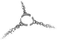 Shackle Chain Break Collar Ring